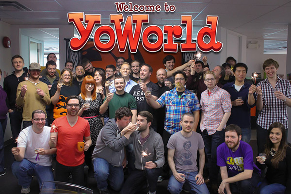 YoWorld Big Viking Games