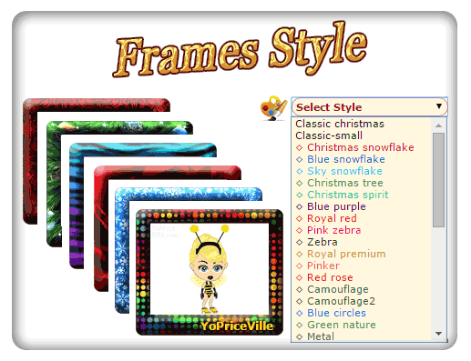 Frames Style